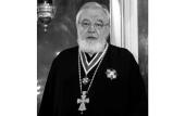 Соболезнование Святейшего Патриарха Кирилла в связи с кончиной протоиерея Льва Церпицкого