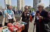 В епархиях Русской Православной Церкви проходит миссионерская акция «Пасхальная ленточка»