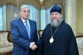 Поздравление Президента Республики Казахстан К.-Ж.К. Токаева с праздником Светлого Христова Воскресения