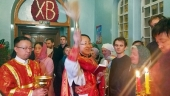 Пасху Христову встретили в Китае