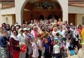 Пасхальные богослужения для русских общин состоялись в Анкаре, Стамбуле и Белеке