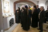 Церковно-исторический музей открыт в Новосибирской митрополии на историческом месте штрафного лагеря ГУЛАГА