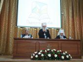 В рамках выставки-форума «Радость Слова» в Ташкенте состоялась конференция «Вера и культура: диалог цивилизаций в XXI веке»