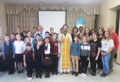 Впервые за сто лет на эфиопской земле совершена Пасхальная литургия на церковнославянском языке