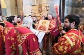 В Великом Новгороде прошли торжества, посвященные 900-летию Георгиевского собора Юрьева монастыря