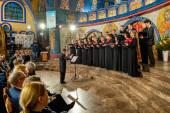 Выступлением хора Казахстанского митрополичьего округа в Гайновке открылся международный фестиваль «Гайновские дни церковной музыки»