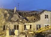 В Шахтинской епархии оказывают духовную и материальную поддержку пострадавшим от взрыва газа в жилом доме в поселке Чистоозерный