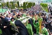В Почаевской лавре состоялись торжества по случаю дня памяти преподобного Амфилохия Почаевского