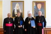 Создан Совет традиционных христианских конфессий Казахстана