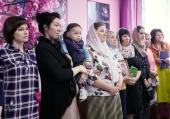 В больнице города Навашино Нижегородской области при участии Выксунской епархии организованы два кабинета для помощи женщинам в кризисной ситуации