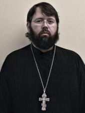 Александр Алешин, священник