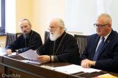 В Минске обсудили ход выполнения Программы сотрудничества Белорусского экзархата и Министерства образования Республики Беларусь на 2015-2020 годы