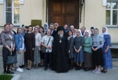 В Москве завершились курсы по профессиональной подготовке сестер по уходу, организованные при участии Центральной клинической больницы святителя Алексия