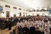 Санкт-Петербургский симфонический оркестр имени И.А. Мусина выступил в Московской духовной академии