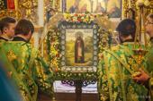 В Киево-Печерской лавре торжественно отпраздновали день памяти преподобного Феодосия Печерского