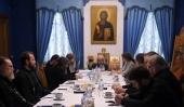 В Синодальном отделе по благотворительности прошло восьмое заседание Комиссии по больничному служению