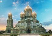 Епископ Клинский Стефан назначен настоятелем главного храма Вооруженных сил Российской Федерации