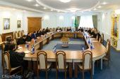 Патриарший экзарх всея Беларуси возглавил совещание ректоров и проректоров духовных школ Белорусской Православной Церкви