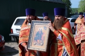 В Борисоглебске состоялись торжества по случаю дня памяти небесных покровителей епархии