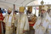 Представители Русской Православной Церкви приняли участие в торжествах в Черногории, посвященных свт. Василию Острожскому