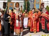 Председатель Синодального отдела по монастырям и монашеству возглавил в Зачатьевском ставропигиальном монастыре престольные торжества по случаю дня памяти основательниц обители