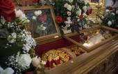 В Рыбинской епархии отметили первую годовщину обретения мощей священномученика Иоанна Виленского