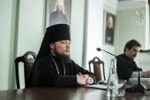 В Санкт-Петербургской духовной академии прошла XI Международная студенческая конференция