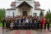 Патриарший экзарх всея Беларуси совершил благодарственный молебен в ознаменование многолетнего соработничества Белорусского экзархата и Вооруженных сил республики