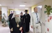 Митрополит Санкт-Петербургский Варсонофий поздравил с Пасхой подопечных дома-интерната для престарелых и инвалидов № 1