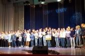 В Уфе состоялся межъепархиальный театральный фестиваль «Пасха Красная»