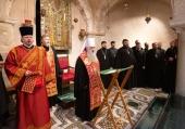 Делегация Русской Православной Церкви посетила Бари в дни празднования перенесения мощей святителя Николая