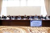 Митрополит Волоколамский Иларион возглавил заседание Совета Научно-образовательной теологической ассоциации
