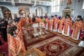 В СПбДА прошли торжества по случаю престольного праздника академического храма