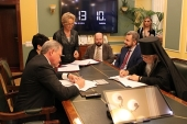 Синодальный отдел по благотворительности и Департамент здравоохранения г. Москвы подписали соглашение о сотрудничестве