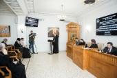 Состоялась первая в истории России защита докторской диссертации по теологии
