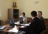 Сотрудники Синодального комитета по взаимодействию с казачеством провели вебинар с духовниками и атаманами Енисейского и Сибирского казачьих обществ