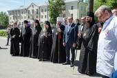 В Пензе прошли торжества, посвященные 220-летию Пензенской епархии и 125-летию Пензенского отделения Императорского палестинского общества