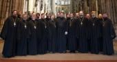 Хор духовенства Санкт-Петербургской митрополии выступил в Германии