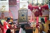Чудотворной Феодоровской иконе Богородицы поклонились православные жители Самарканда