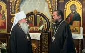 Holy Synod of Bishops of the Orthodox Church in America reaffirms statement regarding External Affairs in Ukraine