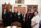 В Москве прошло очередное заседание Церковно-общественного совета по биоэтике