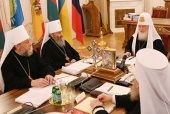 Священным Синодом назначены правящий архиерей Чистопольской епархии и викарный епископ Ярославской епархии