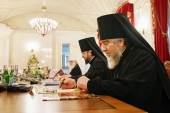 Священный Синод принял документ «Пассия как элемент богослужения Русской Православной Церкви»