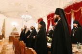 Священный Синод утвердил чинопоследование молебного пения с акафистом и ряд тропарей и кондаков
