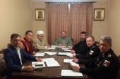Состоялось первое заседание комиссии Общественного совета Минобороны по взаимодействию с религиозными объединениями