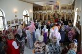 Феодоровской иконе Божией Матери поклонились верующие Хорезма, Нукуса и Ургенча