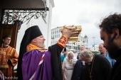 В Минск из Нью-Йорка принесены частицы мощей преподобномучениц великой княгини Елисаветы и инокини Варвары