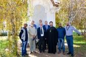 В годовщину окончания Англо-бурской войны на приходе прп. Сергия Радонежского в Йоханнесбурге прошли памятные мероприятия