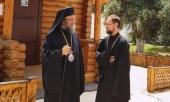 Войсковой храм ВМФ России в Тартусе посетил иерарх Антиохийского Патриархата