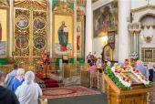 Память священномученика Онуфрия молитвенно почтили в Курской епархии